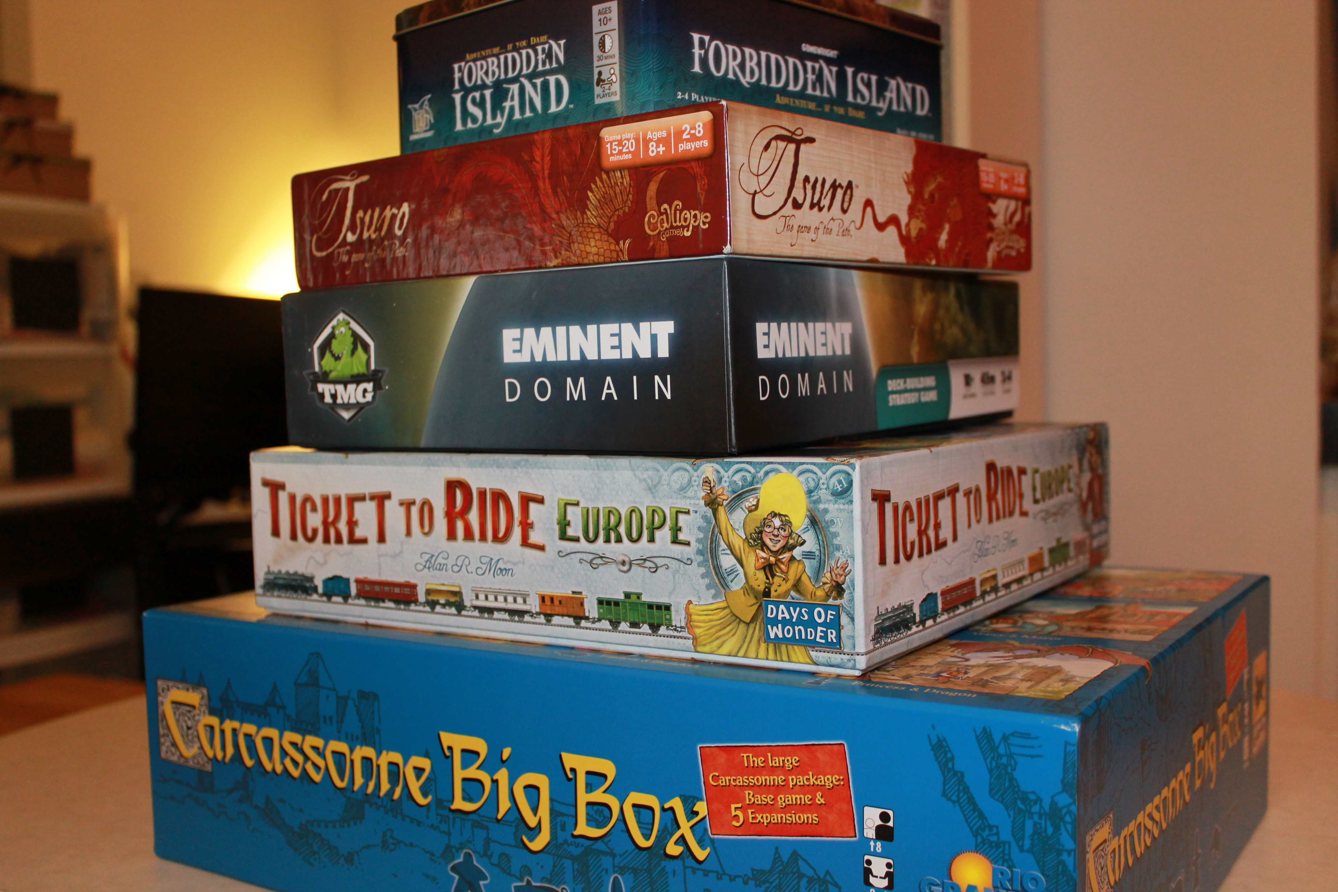 Top 5 two player casual board games chasing happiness